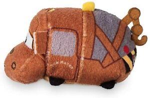 Disney Tsum CARS MATER Plush - Mini - 3 1/2''