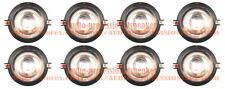 8PCS Diaphragm replacement for Beyma CP21-F/22/25 8ohm