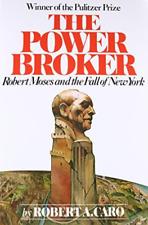 Caro Robert A.-The Power Broker BOOK NEW