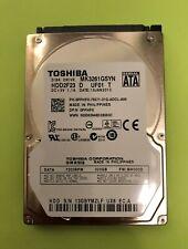 "TOSHIBA 320GB Internal 7200 RPM 2.5"" Laptop Hard Drive SATA MK3261GSYN"