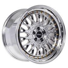 17x9.5 ARC AR1 5x100 +20 Platinum Rims Fits Tc Fr-S Jetta Golf Gti Brz Stance