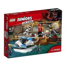 Lego 10755: Persecución en la Lancha Ninja de Zane - NUEVO