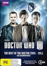 Doctor Who The Best Of The Doctor 2005-2011 DVD (3-Disc Set) New Sealed BBC