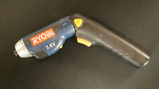Ryobi 3.6v Rechargeable Angle Screwdriver Drill Hp37 Flexible Bend Power Tool