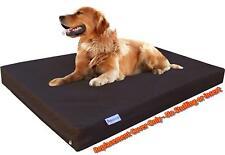 1680 Ballistic Heavy Duty Dog Pet Bed Durable Large Cover External Zipper Duvet