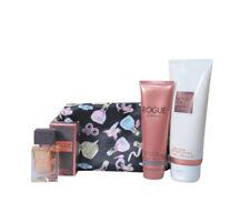 Rihanna Rogue Love Fragrance Gift Bag , Parfum and  Lotion