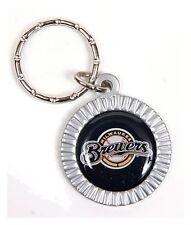 Milwaukee Brewers MLB Keychain & Keyring - Circle