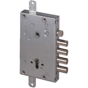 Cisa 56415.48 serratura per porte blindate profilo europeo reversibile