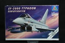 XY079 ITALERI 1/72 maquette avion 042 EF-2000 Typhoon Eurofighter 1992