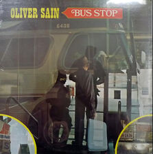 "Oliver Sain-""Bus Stop"" LP~1974 Monster Funk Classic-Abet Records 406~Sealed NOS"
