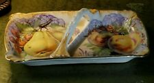 More details for arthur wood ceramic bonbon dish sweet tray with handle excellent condition