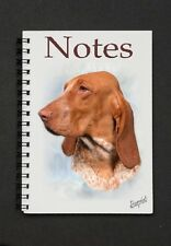 Bracco Italiano Notebook / Notepad By Starprint