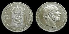 Netherlands - 2½ Gulden 1872