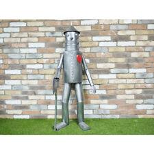 Stunning Large Wizard of Oz Metal TIN MAN Character home/garden ornament 4928