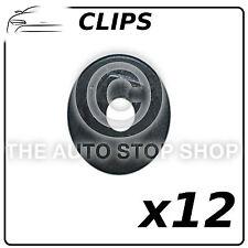 Moldura Clips wing-bumper Para Opel Corsa B & c/vauxhall combo/zafira 12pk 10363
