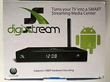 Digistream Digi-Box Media Streaming Box Dragon Streams Smart TV Box