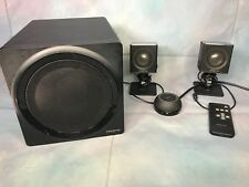 Creative T4 Bluetooth Wireless 2.1 Speaker System - Wireless Speakers - Black