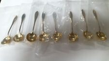 LAFAYETTE  by TOWLE STERLING SILVER SALT SPOONS (BRAND NEW) SET OF 8