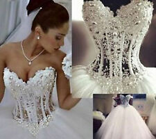 Y @@@ 101  Abiti da Sposa vestito nozze sera wedding evening dress++++++