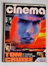 C45- CINEMA Magazin Heft 148 Cover: Tom Cruise - mit 8 Plakatkarten