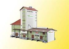 Kibri 39408 H0 WLZ Lagerhaus Bausatz Neuware