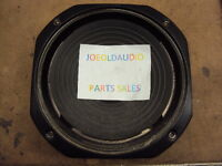 """Technics 10"""" Woofer Part # 2540 7 Ohm. Needs to be Reconed.Dent in Dust Cone."""