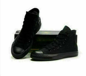 Women Men's Converse Unisex All Star Hi Top Chuck Sneakers Taylor Trainer Shoes