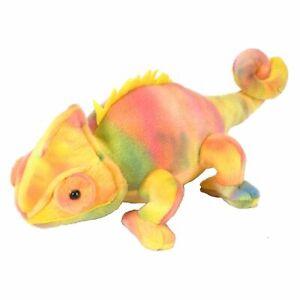 "Wild Republic Mini Cuddlekins Chameleon 8"" Soft Plush Toy"
