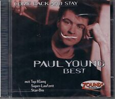 Young, Paul Come Back And Stay (Best of) Zounds CD Neu OVP Sealed Rar OOP