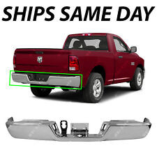 NEW Steel Chrome Bumper Face Bar for 2009-2017 RAM 1500 W/out Dual Exhaust 09-17