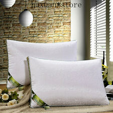 100% Mulberry Silk Pillow Orthopedic Neck Multifunction Comfortable Health Hot