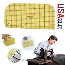 Hot Ironing Ruler Patch Tailor Craft Sewing Supplies Measuring Handmade DIY Tool