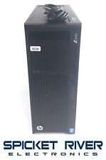 HP Z440 Workstation 3.50GHz 6-Core Xeon E5-1650 v3 1TB HDD 16GB RAM Win10Pro