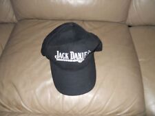 Jack Daniels Racing Old No 7 Hat Cap Adjustable Free Shipping -071340 Black
