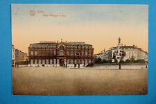 El norte de 59 ak CPA lille 1910-20 place philippe le bon rue Maisons architecutre + +
