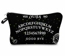 ouija board cosmetic bag makeup organiser make up case for brushes etc