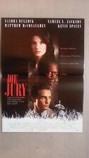 Filmplakat : Die Jury ( Sandra Bullock )