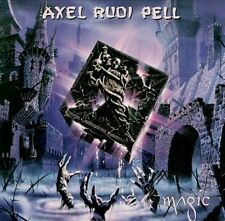 MAGIC [AXEL RUDI PELL] [1 DISC] NEW CD