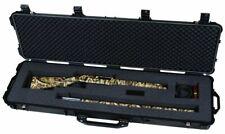 """Flambeau Xl 50"""" Gun Rifle Hd Storage Case with Foam 5213Awf"""