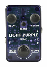 "Musiwewe ""Light Purple"" Delay from Australia Only ones for US Sale FAST SHIP!"