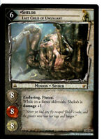 Shelob, Last Child of Ungoliant Lord of the Rings LoTR 0P48 Promo Trading card