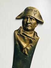 Napoléon bonaparte ancien ouvre lettre coupe papier Bronze signé -  L :  29 cm
