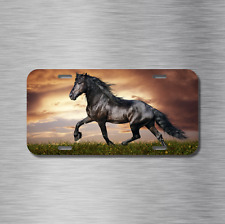 Chrome License Plate Frame My Other Ride Is A Lusitano Horse 456
