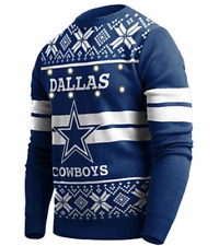 Forever Collectibles Dallas Cowboys NFL Sweaters for sale | eBay