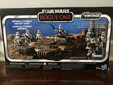 Star Wars Vintage Collection Imperial Combat Assault Hover Tank Brand New In Box