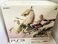 PlayStation 3 250GB FINAL FANTASY XIII LIGHTNING EDITION CEJH-10008 PS3 sony