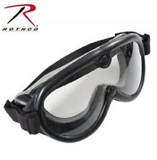 Rothco 10350 Genuine G.I. Sun, Wind & Dust Goggles - With Grey & Clear Lens