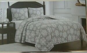 Snowflake Quilt Set KING/CAL KING Marquis by Waterford