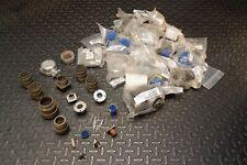 Large Lot of Genuine Cannon, Amphenol Connectors & Hardware - Unused