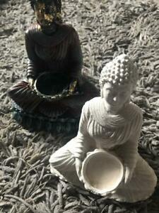 Latex Mould To Create This Thai Buddha Candle Holder Ornament, Latex Only Mold